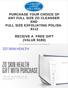zo skin health special